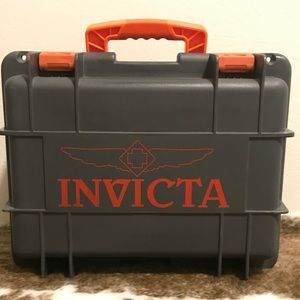 INVICTA Impact 8 Slot Diver Water Proof Watch Case